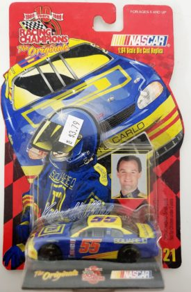 NASCAR #55 Kenny Wallace Square D Chevrolet Monte Carlo 1999 Racing Champions 1:64 Diecast