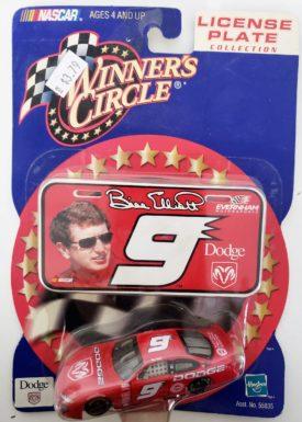 NASCAR #9 Bill Elliott Dodge R/T 2000 Winner's Circle 1:64 Diecast
