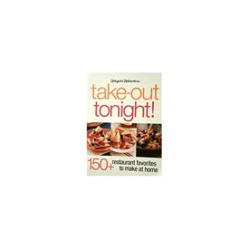 Weight Watchers take-out tonight! 150+restaurant favorite to make at home (Paperback)