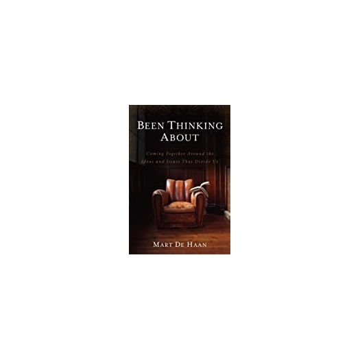 Been Thinking About: Coming Together Around the Ideas and Issues That Divide Us (Paperback)