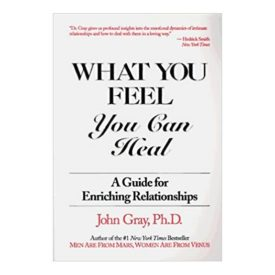 What You Feel, You Can Heal: A Guide for Enriching Relationships (Paperback)