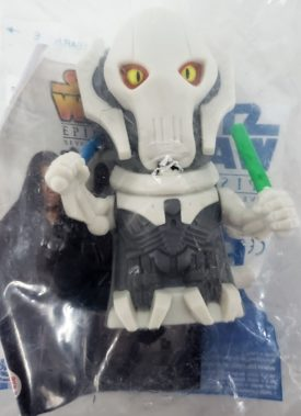Star Wars Episode III Revenge of the Sith 2005 Burger King Toy - General Grievous