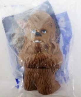 Star Wars Episode III Revenge of the Sith 2005 Burger King Toy - Chewbacca
