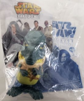 Star Wars Episode III Revenge of the Sith 2005 Burger King Toy - King Watte