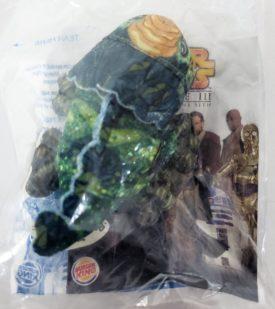 Star Wars Episode III Revenge of the Sith 2005 Burger King Toy - Boga Plush