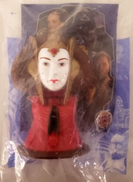 Star Wars Episode III Revenge of the Sith 2005 Burger King Toy - Queen Padame Amidala