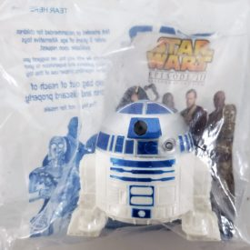 Star Wars Episode III Revenge of the Sith 2005 Burger King Toy - R2D2