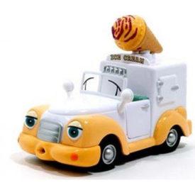 Chevron Collector Cars Summer Scoop Ice Cream Truck