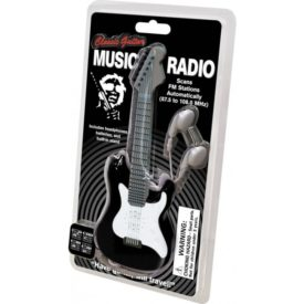 Guitar - FM Scanning Radio