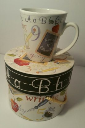 Lady Jayne Ltd Teacher's R Great Mug In Attractive Gift Box