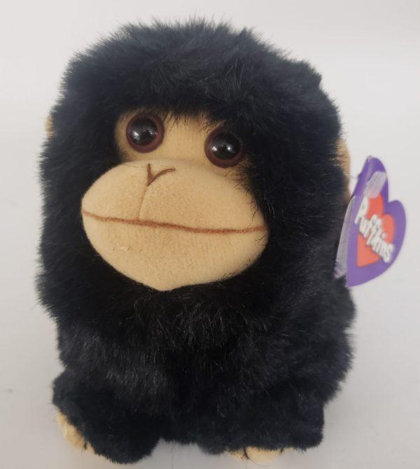 "Puffkins ""Milo"" The Monkey Bean Bag Plush"