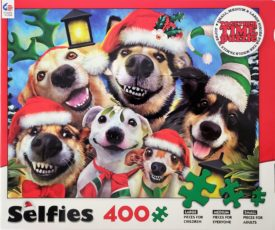 Together Time Puzzle Selfies 400 Piece Puzzle
