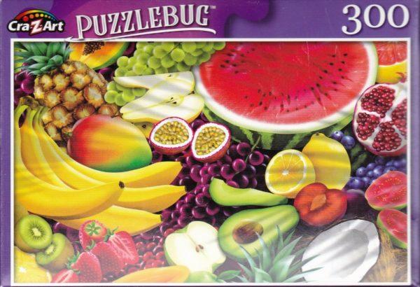 Puzzlebug Fresh Fruits 300 Piece Puzzle