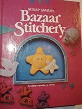 Scrap Savers Bazaar Stitchery (Hardcover)