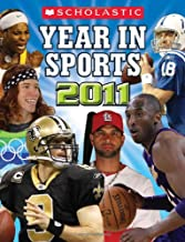 Scholastic Year In Sports 2011 (Paperback)