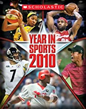 Scholastic Year In Sports 2010 (Paperback)