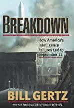 Breakdown: How Americas Intelligence Failures Led to September 11 (Hardcover)