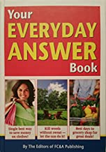 Your EVERYDAY ANSWER Book (Hardcover)