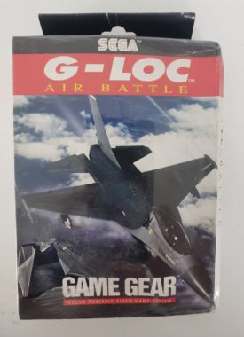 Sega G-LOC Air Battle Sega Game Gear [video game]