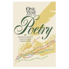 The One Year Book of Poetry (Hardcover)