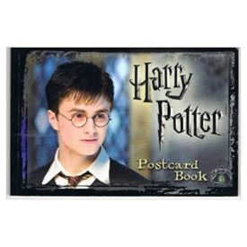Harry Potter Postcard Books Features 15 Cards From Movies 1 - 4 (Paperback)