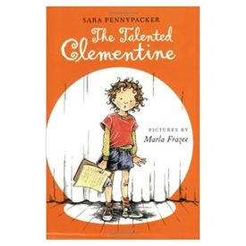 The Talented Clementine (Paperback)