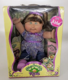 2006 Jakks Pacific Cabbage Patch Kids Classic Doll Girl - Ariana Mercedes