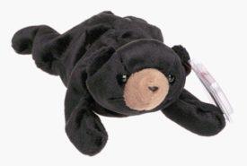 Ty Beanie Babies - Blackie the Bear