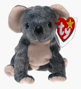 TY Beanie Baby - Eucalyptus the Koala
