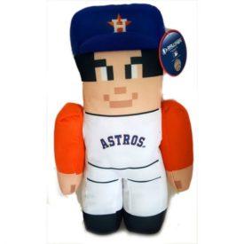 2016 Rare MLB Houston Astros Pixel Rallymen Baseball Player Plush Doll Figure 13