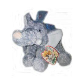 Cuddle Zone Elephant Plush Stuffed Animal Toy 5