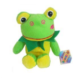 The Original Bean Pals Plush Frog by Kellytoy 10