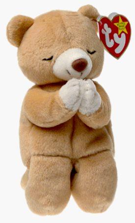 Ty Beanie Babies Hope - Praying Bear