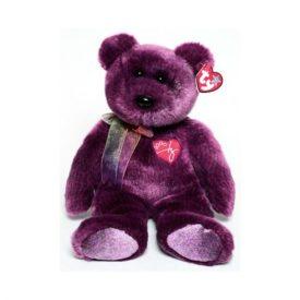 TY Beanie Buddy - 2000 Signature Bear
