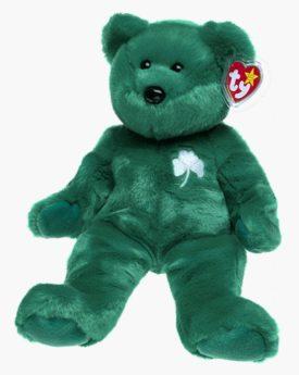 TY Beanie Buddy - ERIN the Bear