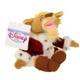 """The Disney Store 9"""" Mini Bean Bag Plush - Robin Hood's Prince John"""