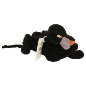 "The Disney Store 9"" Mini Bean Bag Plush - Bagheera The Black Panther From The Jungle Book"