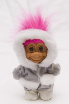 Trolls Around The World - My Lucky Troll From Iceland