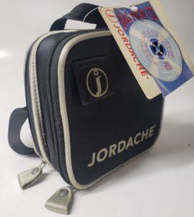 Jordache Portable CD Disc Player Softcase & CD Holder Case Combo