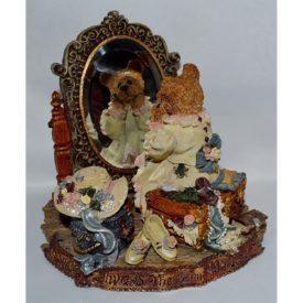 Boyds Bears Bearstone Resin Figurine - We Are Always the Same Age Inside