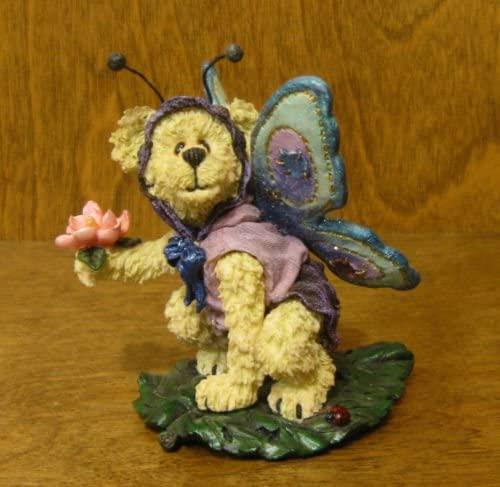 Boyds Bearstone Flutter B. Bye Flights of Fancy #227750