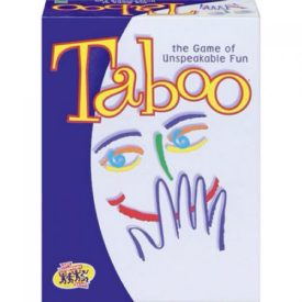 Taboo - The Game of Unspeakable Fun (2000 Edition)
