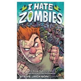 Steve Jackson Games I Hate Zombies Board Game