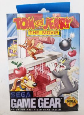 Tom & Jerry - Sega Game Gear