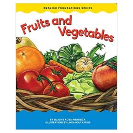 Fruits and Vegetables (English Foundations)Board book (Hardcover)