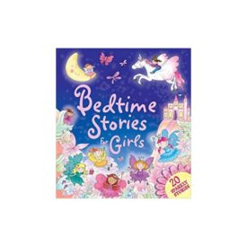 Bedtime Stories for Girls: 20 Sparkly Stories (Hardcover)