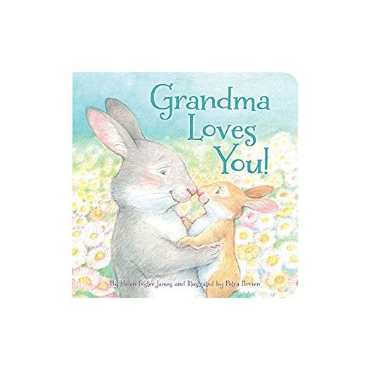 Grandma Loves You! (Picture Book) (Hardcover)
