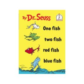 One Fish Two Fish Red Fish Blue Fish (I Can Read It All by Myself) (Hardcover)