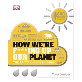 How Were F***ing Up Our Planet (How Things Work) (Hardcover)