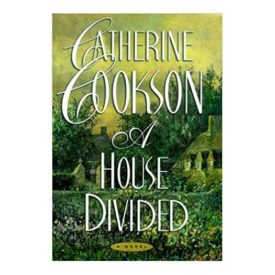 A House Divided; Large Print (Hardcover)